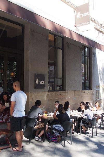 Le Monde Café