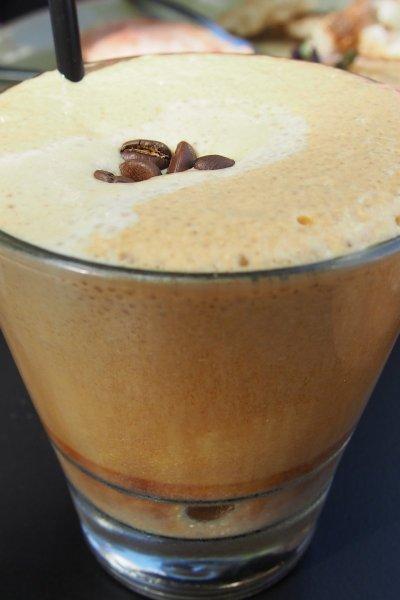 Chilled espresso