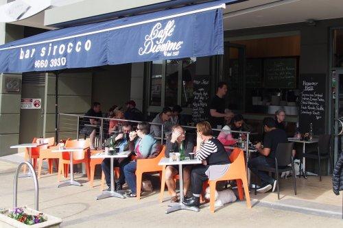 Bar Sirocco