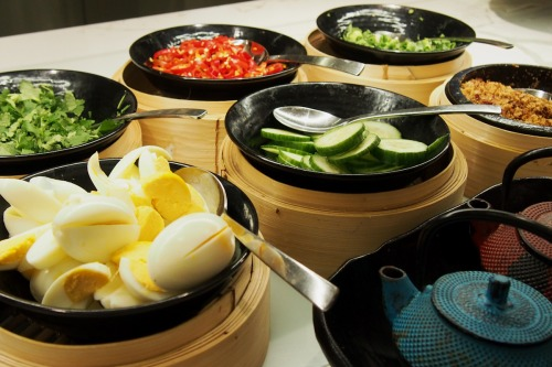 Char su gao bao ingredients