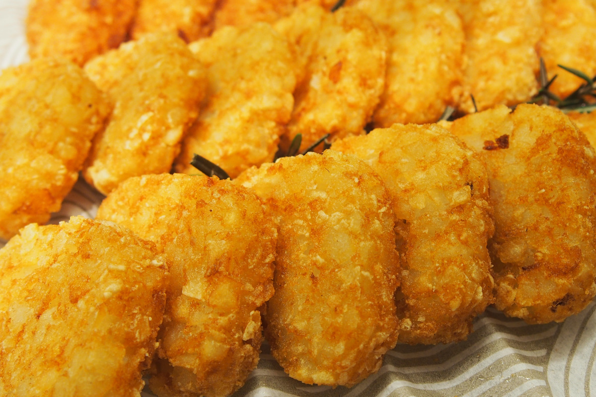 Hash browns - Harvest Buffet At Star City, Pyrmont Sydney On Sunday