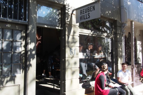 Reuben Hills