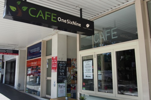 One Six Nine Café
