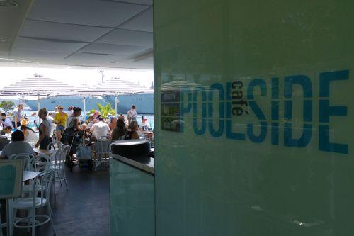 Poolside Café at Andrew (Boy) Charlton Pool