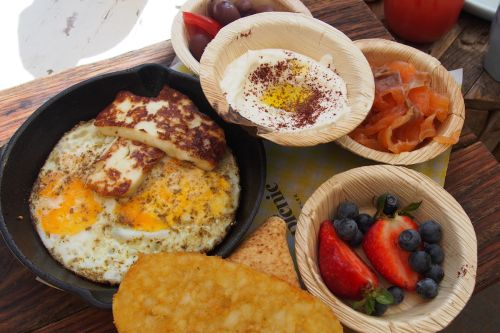 The Picnic breakfast board
