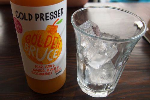Golden Bruce juice
